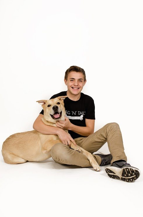 colton staff pic 2017 Wag N Tails